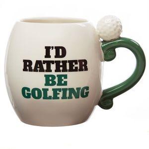 New Golf Mug